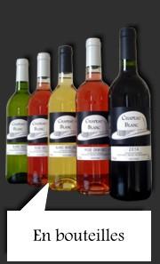 Notre vin en bouteille
